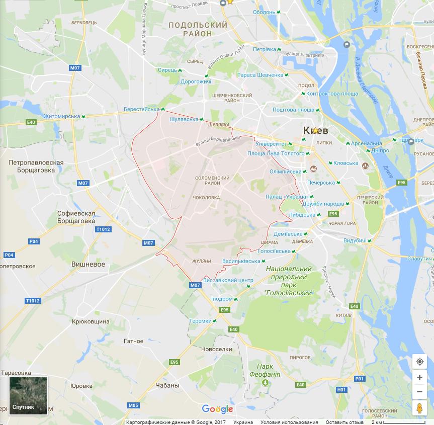 [:ru]Доставка воды в Соломенском районе Киева. Компания CCWater[:]