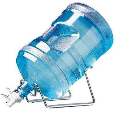 Подставка наклонная под 1 бутыль, металлическая, настольная